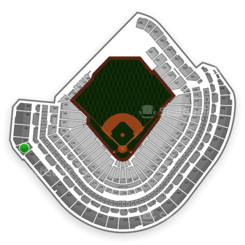 MLB at Minute Maid Park Section 408 View