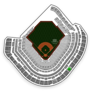 MLB at Minute Maid Park Section 425 View