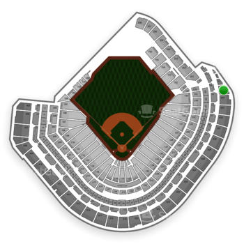 MLB at Minute Maid Park Section 436 View