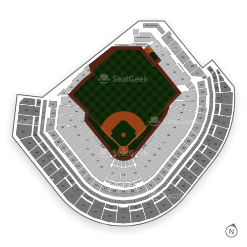 Houston Astros Seating Chart