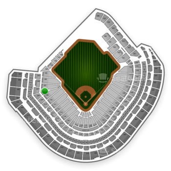 Houston Astros at Minute Maid Park Section 108 View