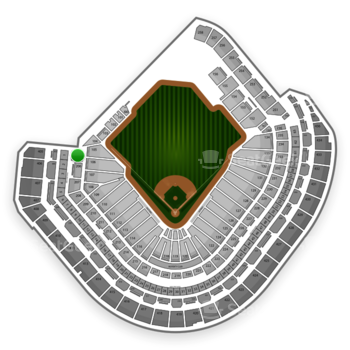 Houston Astros at Minute Maid Park Section 205 View