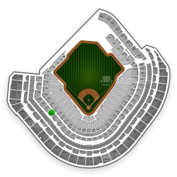 Houston Astros at Minute Maid Park Section 211 View