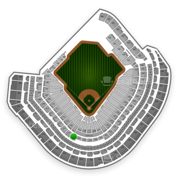 Houston Astros at Minute Maid Park Section 216 View