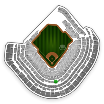 Houston Astros at Minute Maid Park Section 220 View