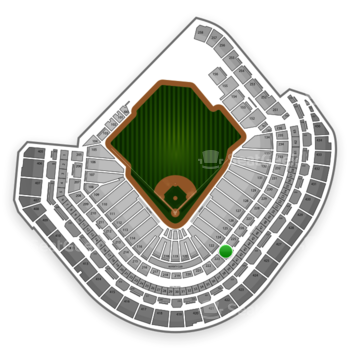 Houston Astros at Minute Maid Park Section 224 View