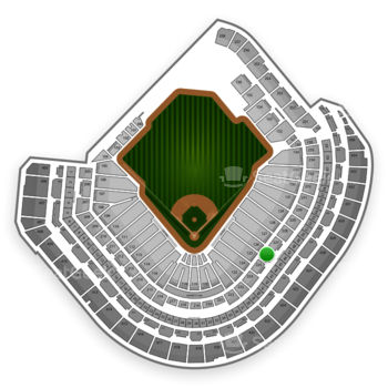 Houston Astros at Minute Maid Park Section 226 View