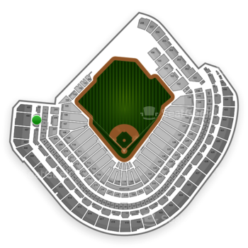 Houston Astros at Minute Maid Park Section 306 View
