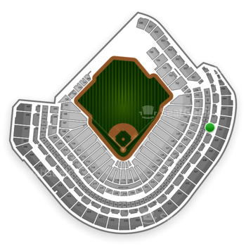 Houston Astros at Minute Maid Park Section 331 View