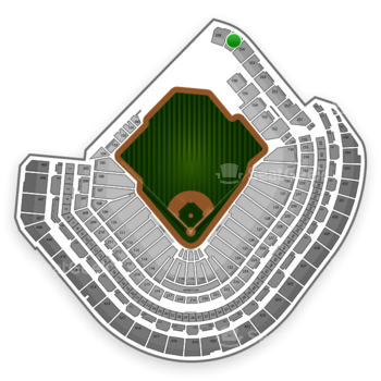 MLB at Minute Maid Park Section 257 View