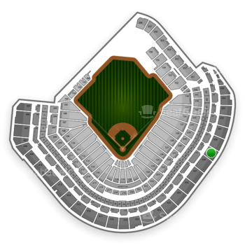 MLB at Minute Maid Park Section 429 View