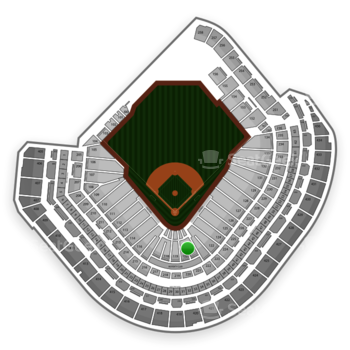 Houston Astros at Minute Maid Park Section 120 View