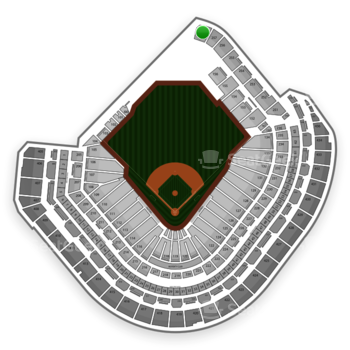 Houston Astros at Minute Maid Park Section 258 View