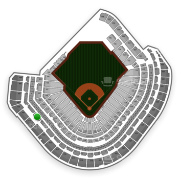 Houston Astros at Minute Maid Park Section 310 View