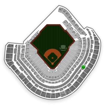 Houston Astros at Minute Maid Park Section 328 View
