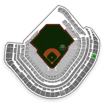 Houston Astros at Minute Maid Park Section 431 View