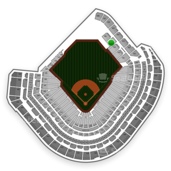 MLB at Minute Maid Park Section 155 View