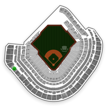 MLB at Minute Maid Park Section 409 View