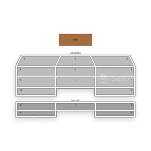 Royal Oak Music Theatre Seating Chart Comedy