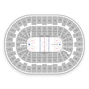 New York Islanders Seating Chart