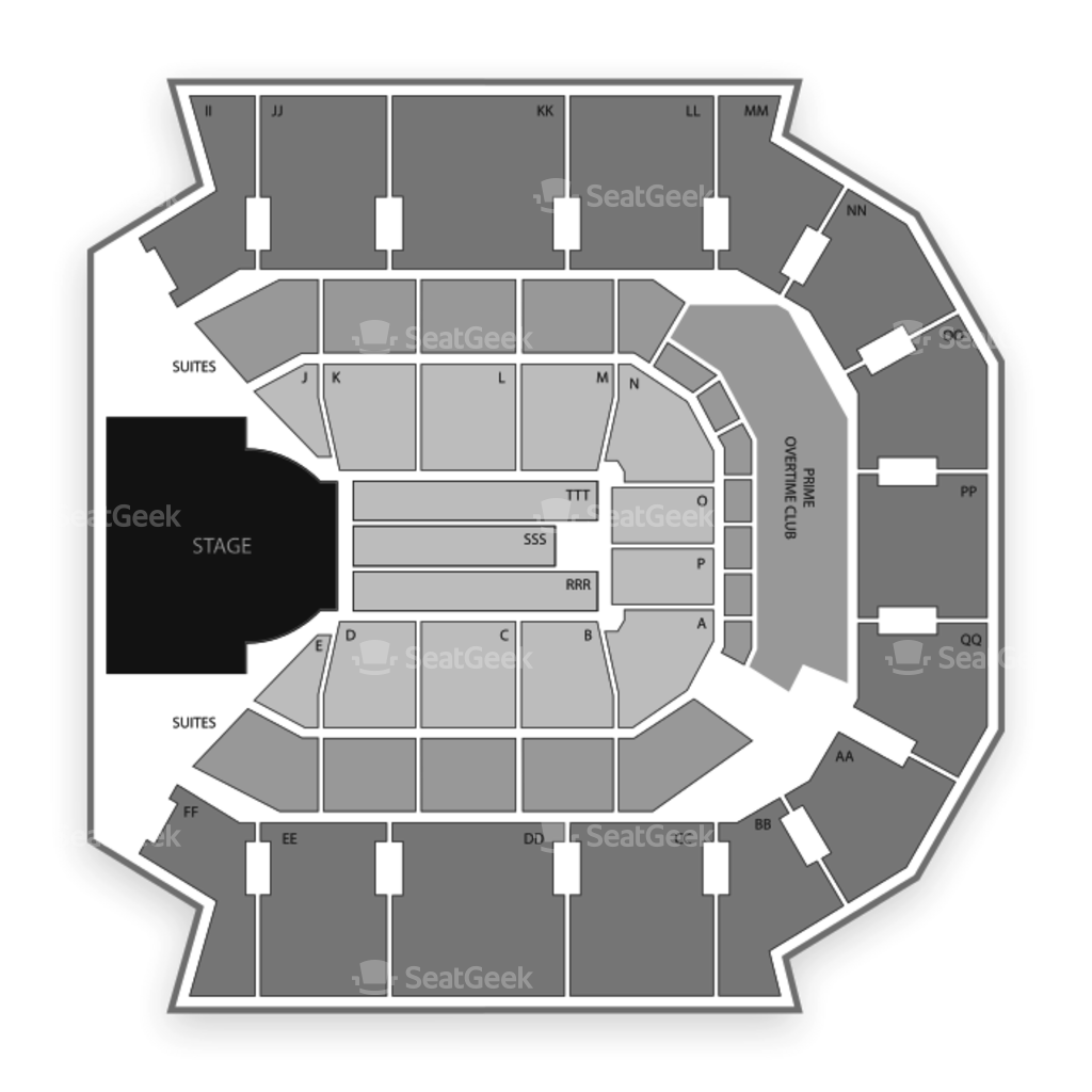 Jqh arena seating chart interactive seat map seatgeek