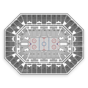 Milwaukee Admirals Seating Chart