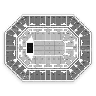 BMO Harris Bradley Center Seating Chart Classical