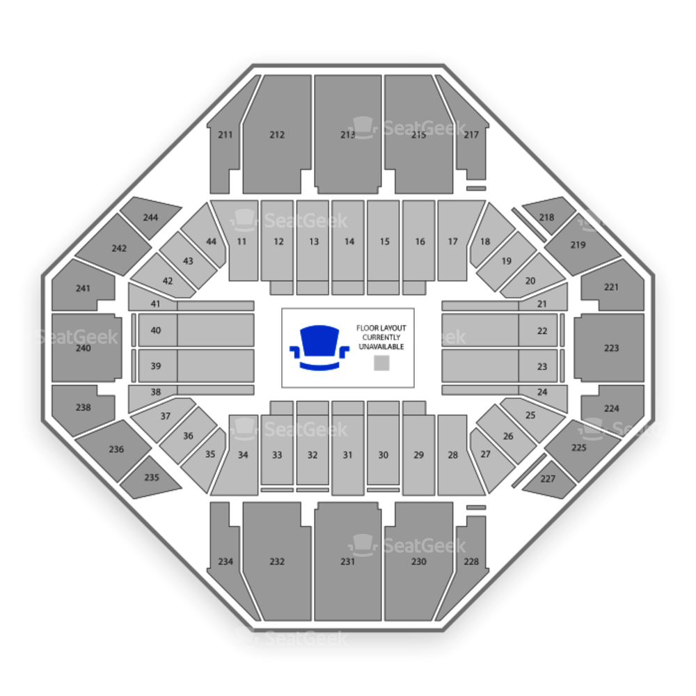 Rupp Arena Seating Chart Comedy