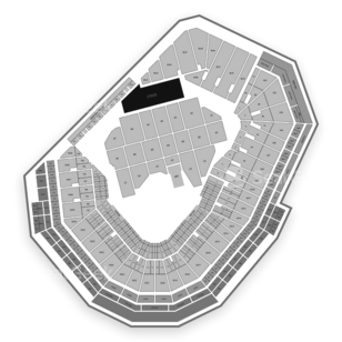 Fenway Park Seating Chart Concert