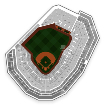 Boston Red Sox at Fenway Park Pc 5 View