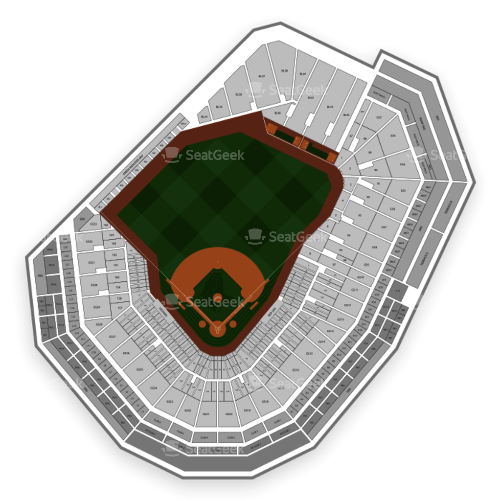 Fenway park seating chart interactive seat map seatgeek map of boston red sox stadium