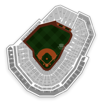 Boston Red Sox at Fenway Park Pc 4 View
