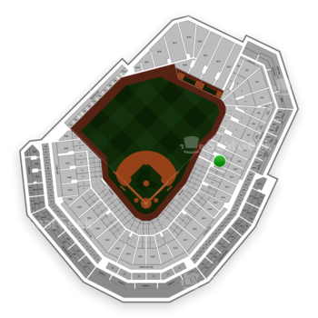Boston Red Sox at Fenway Park Right Field Box 97 View