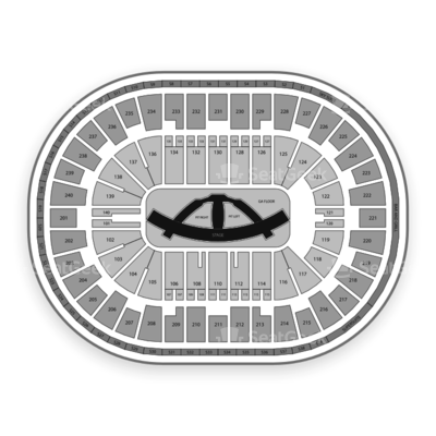 Us Bank Arena Seating Chart Carrie Underwood