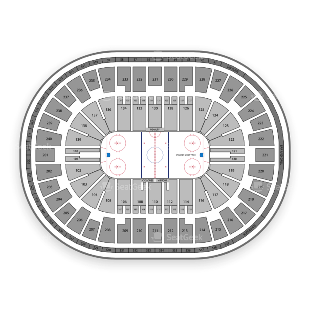 US Bank Arena Seating Chart Concert Interactive Map SeatGeek - Us bank arena seat map