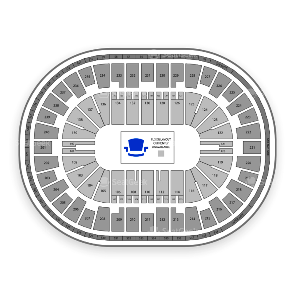 US Bank Arena Seating Chart Comedy