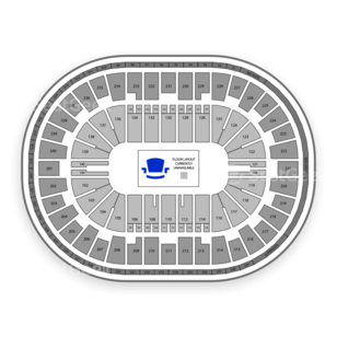 US Bank Arena Seating Chart Music Festival