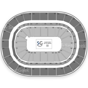 First Niagara Center Seating Chart Family
