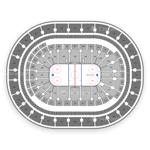 Buffalo Sabres Seating Chart