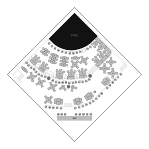 Joe's Pub Seating Chart Concert