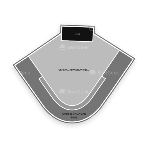 MCU Park Seating Chart Concert