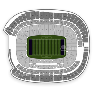 Minnesota Vikings Seating Chart
