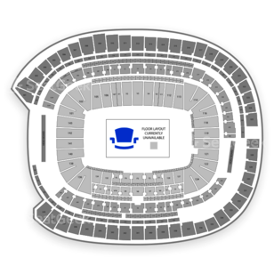 U.S. Bank Stadium Seating Chart Auto Racing