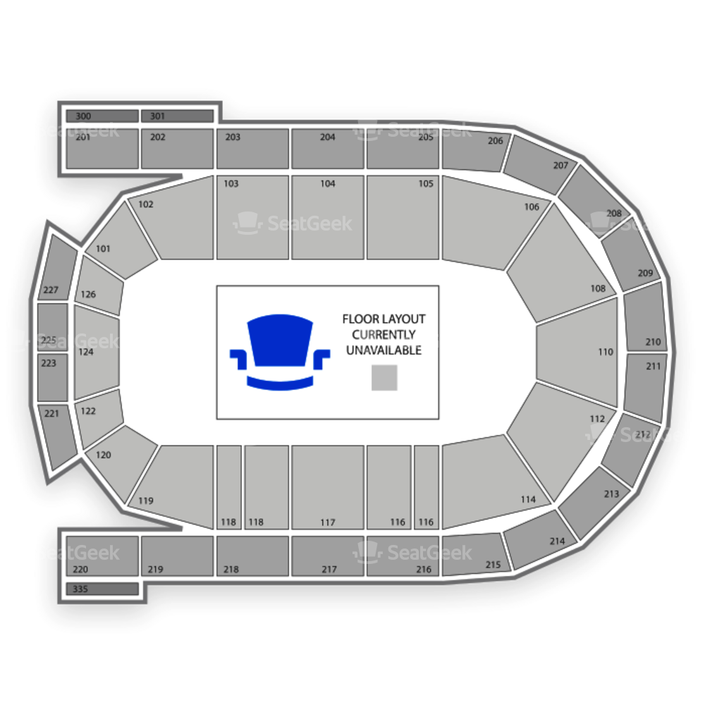 Mohegan Sun Arena at Casey Plaza Seating Chart Parking