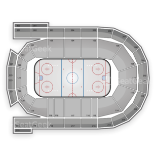 Wilkes-Barre Scranton Penguins Seating Chart