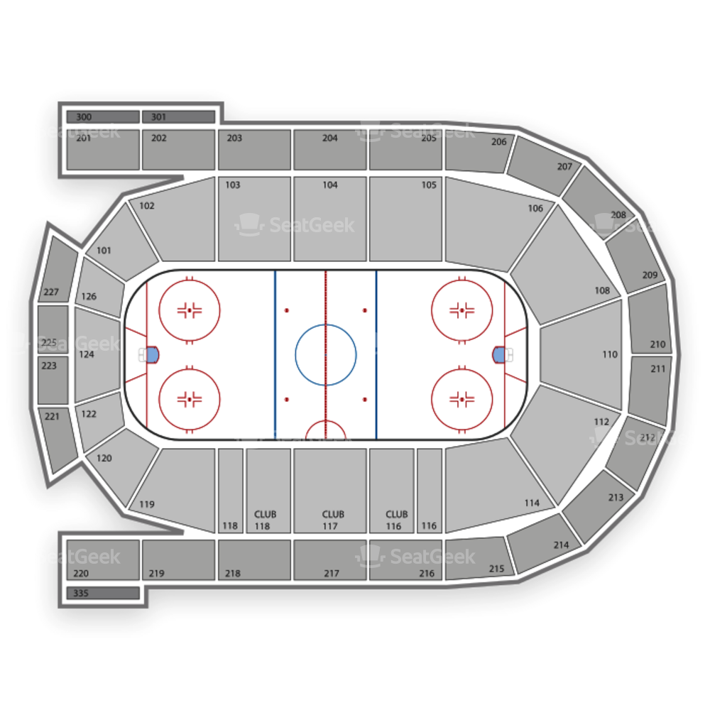 Wilkes Barre/Scranton Penguins Seating Chart