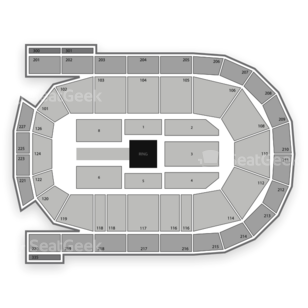 Mohegan Sun Arena At Casey Plaza Seating Chart Wwe