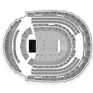 Bridgestone Arena Seating Chart Comedy
