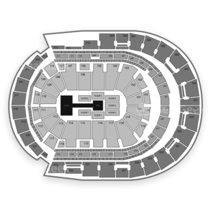 Bridgestone Arena Seating Chart Wrestling