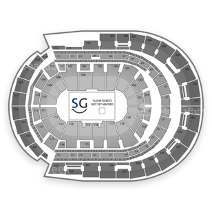 Bridgestone Arena Seating Chart NCAA Basketball